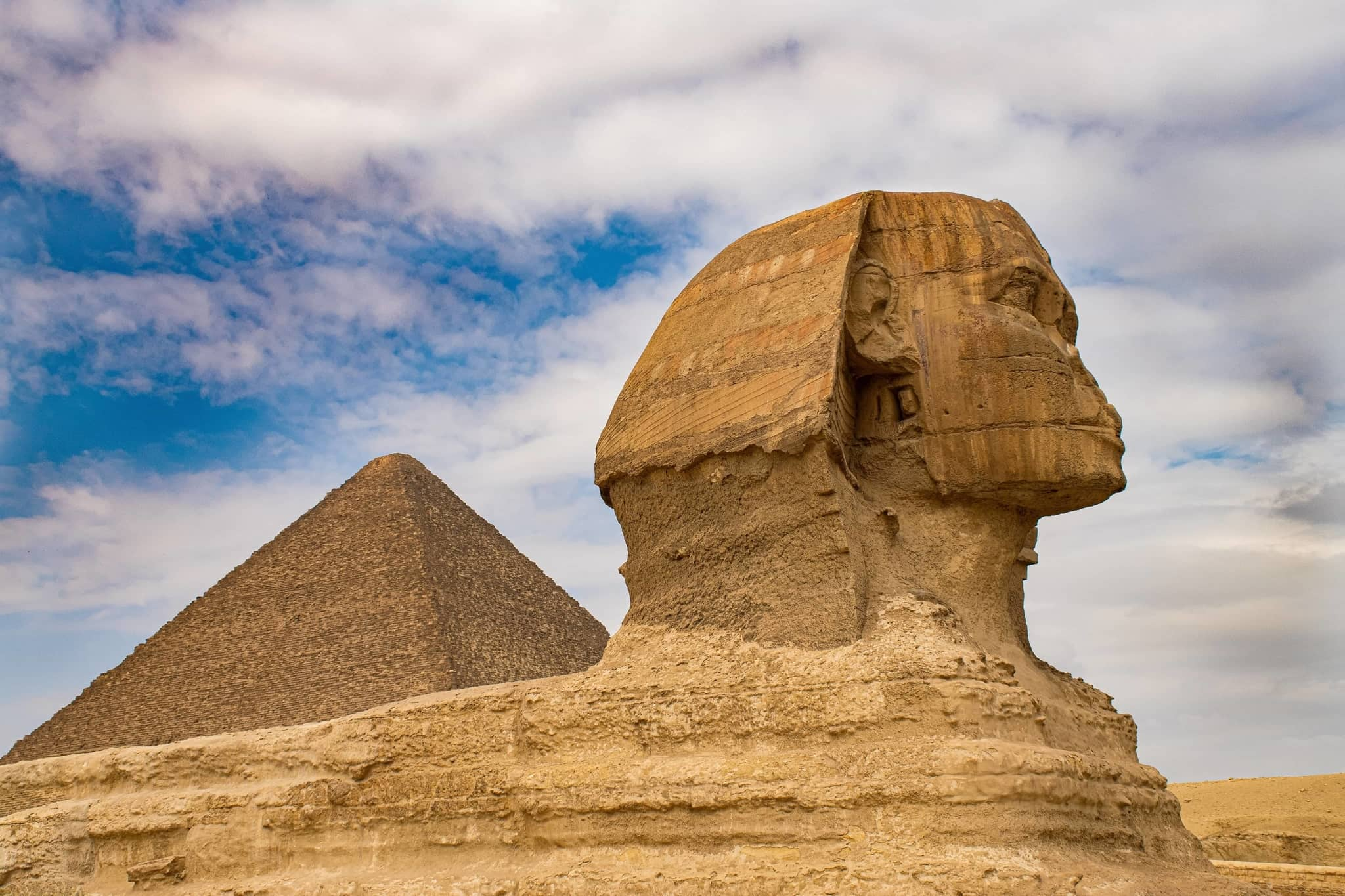 Best time to visit Egypt | Great Sphinx of Giza
