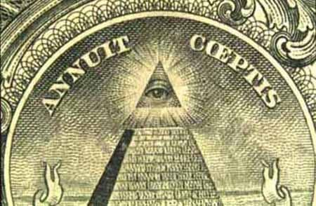 Egyptian symbols and meanings | Dollar bill