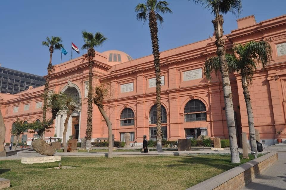 egyptian museum, Cairo Excursions