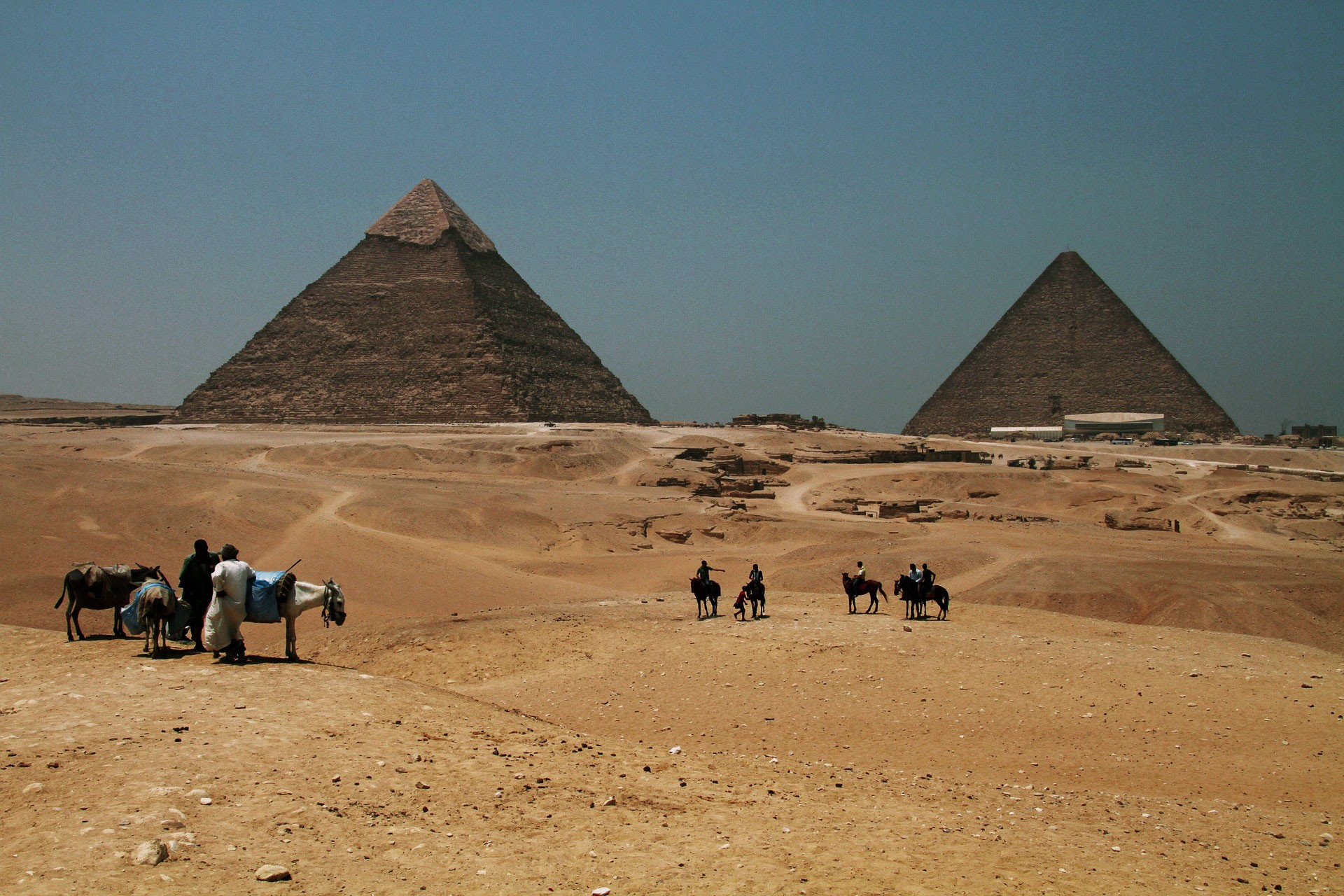 Cairo Day Tour from Ain Sokhna Port