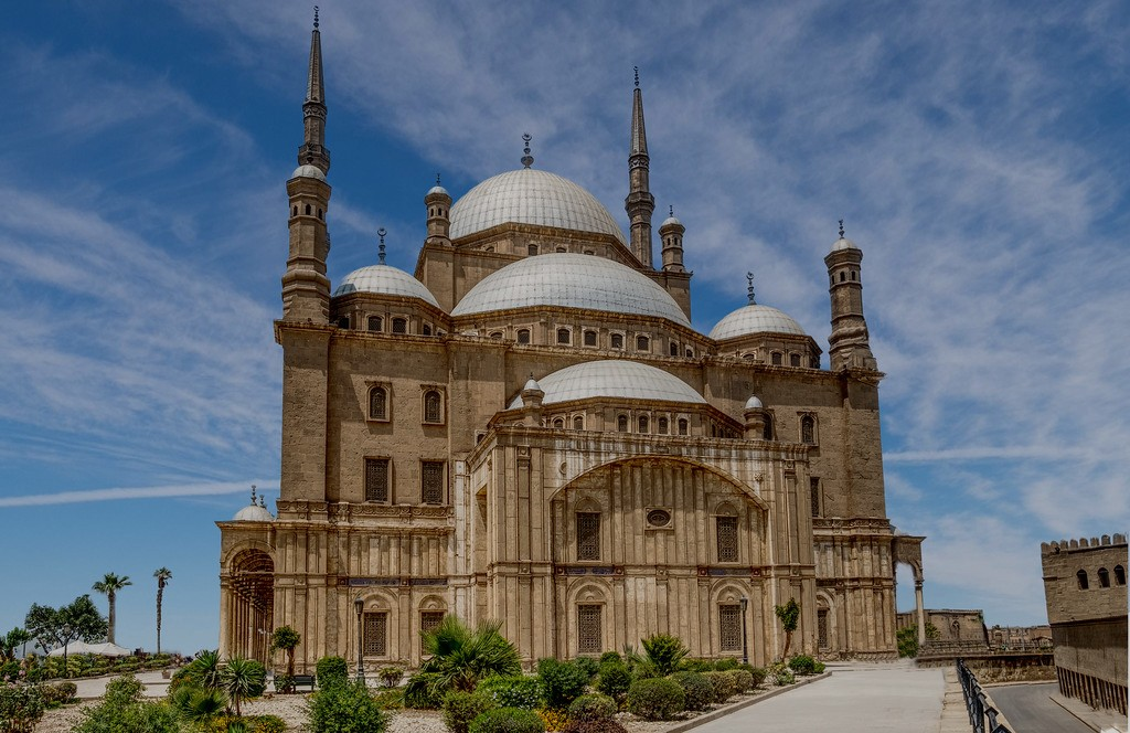 Alabaster Mosque, Cairo Sightseeing from Alexandria