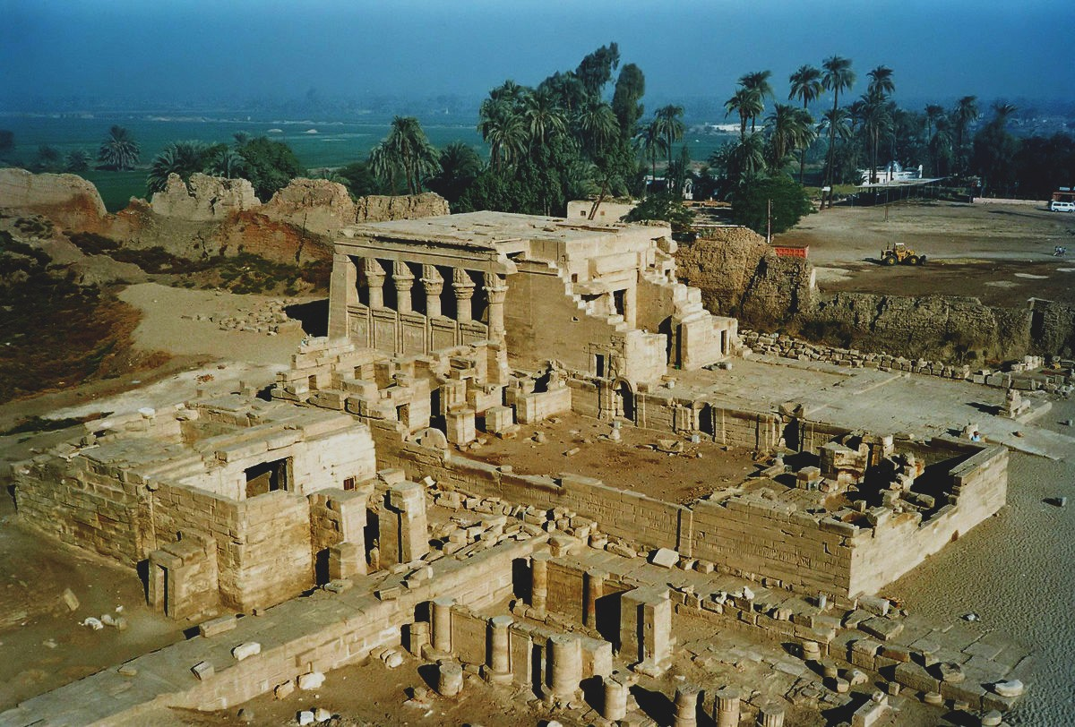 Dendera and Abydos Day Tour from Luxor